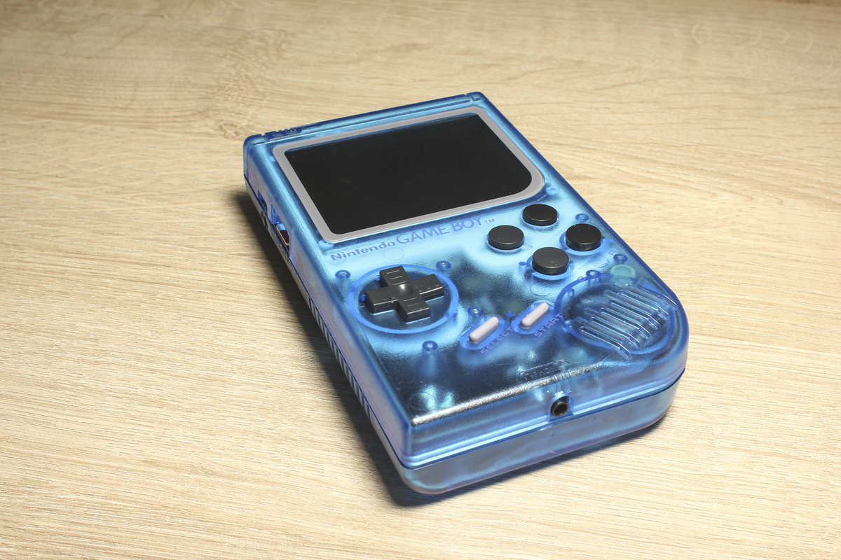 New GameBoy Zero based on Kite's Circuit Sword Lite